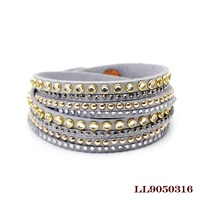 High Quality Fashion Jewelry Rhinestone Women Bracelet For Women