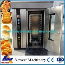 best quality good price electric ovens/bread cake rotary baker/automatic bread grill electric oven
