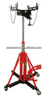 dauble ram low position 1T hydraulic Transmission jack min.height 830mm
