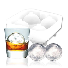 Cool summer silicone ice ball maker set