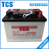 Professional cheap 12v car batteries with CE certificate
