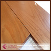 C&L Chinese teak color solid wood skirting board