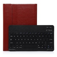 High Quality tablet case with Removable Bluetooth Keyboard For Apple iPad Air 2