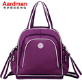 2017Hot sale high quality aardman wash cloth fashion and functional adult diaper bag backpack for mom and dad HY-1688