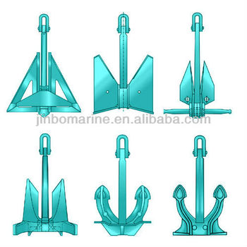 China Stockless Anchor with LR ABS BV GL NK KR IRS CCS