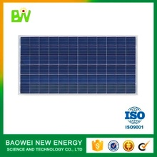 High efficiency renewable source 300w poly solar panel kit