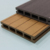 exterior floor wood-plastic composite decking flooring