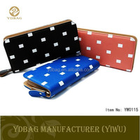 Fashion elegant vintage style wallet for girls