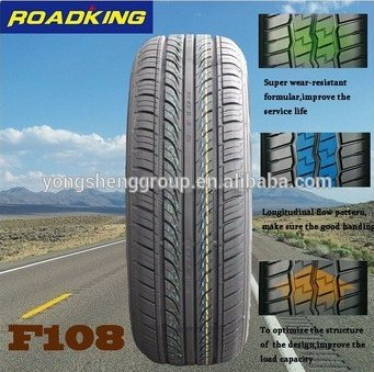 cheap 185/70 R13 car tyres made in China from car tire manufacturer
