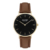 Italian Leather or Steel Band Brand Your Own Watch