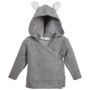 Cardigan Style Kids Autumn Knitted Children Hoodies Pattern