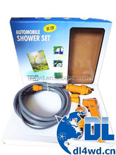 China 4x4 car accessories camping shower set 12v car shower