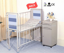 Economic Folding One Function Hospital Bed For Kids