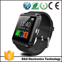 2016 Hot Factory Supply U8 Smart Watch With Bluetooth