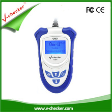 V-checker V201 V500 OBD OBD2 EOBD universal car scan tool