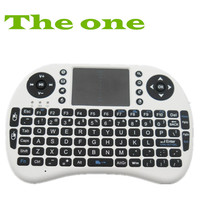 latest internet tv control Wireless Air Mouse for Android TV Box riii8 airmouse+keyboard for smart tv