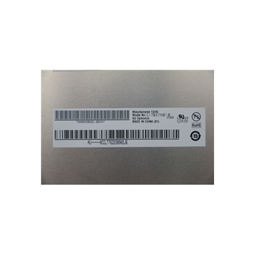 China TFT panel Industrial LCD with brightness 350 cd/m2 ballast manufactured