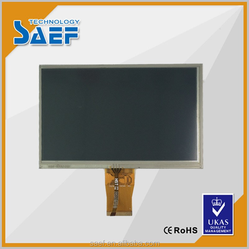 RGB interface lcd display module amoled 7 inch