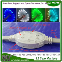 DC24V 6pcs SMD3535 1.8W pixel module light digital rgb dmx rgbw led pixel