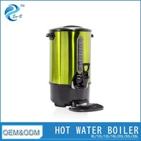 Double Layer Large Stainless Steel Electric Hot Water Boiler 8L