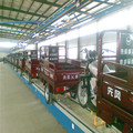 motor tricycle assembly line
