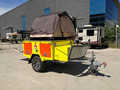 Compact camper trailer CF-CD-CL