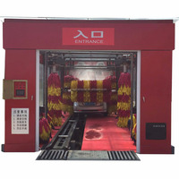 Automatic tunnel car wash machine by China Golden Supplier