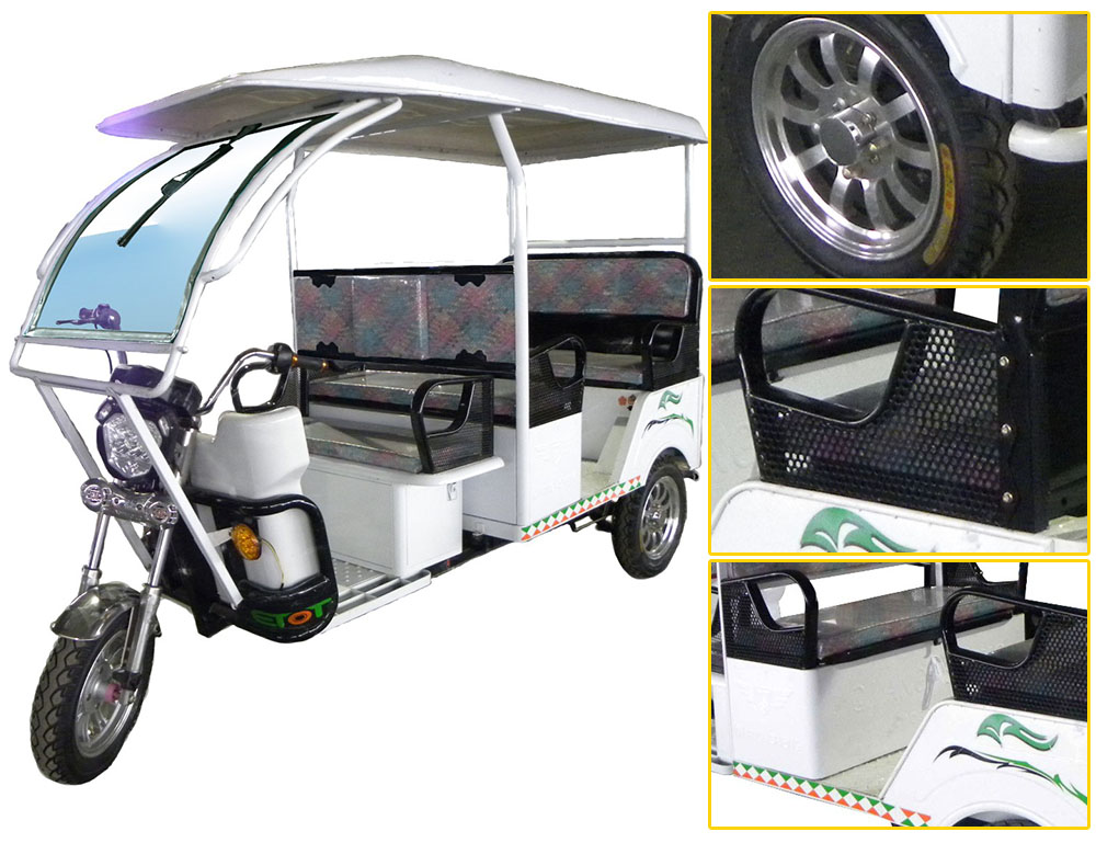 India tuk tuk three wheel auto rickshaw price list