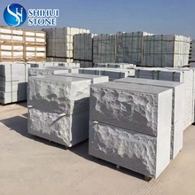 Large G603 Granite Wall Stone Block
