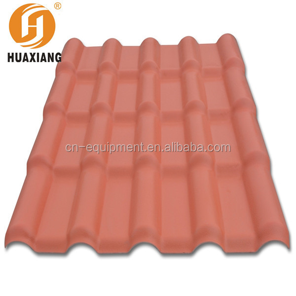 chinese roof tiles manufacturers soundproof roof tile ridge cap