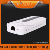 factory price 150Mbps portable 3g wifi router with sim 3000mah powerbank