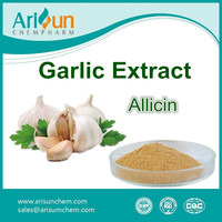Factory Supply Natural 100% Pure Garlic Extract