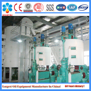 Most advanced technology equipment for corn germ seeds oil press