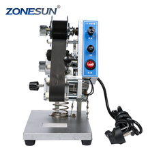 ZONSUN ZY-RM5 expiry <strong>date</strong> printing machine,Heat ribbon printer ,machine for printing expiration <strong>date</strong>