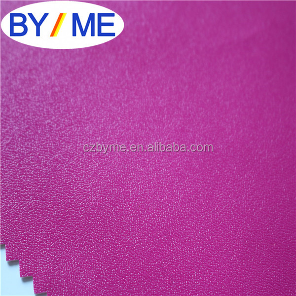 china suppliers 100% pvc synthetic leather for ladies shoes