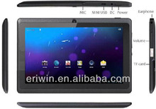 "Cheapest Dual core 7"" dual core OEM tablet pc with android 4.1 os jelly bean"