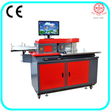 New improvement , channel bending machine /3D advertising for aluminum ,stainless steel ,iron prefiles making