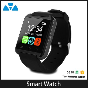 U8 Bluetooth Smart Watch support for android & ios