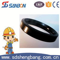Free sample 8 grooved coupling rubber gaskets sealing rings