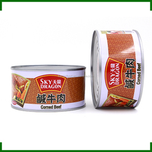 australian halal meat oem food bulk cheap food preserved canned meat poultry can corned beef