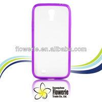 FL218 TPU and matte PC couple case Color Frosted for samsung galaxy s4 i9500
