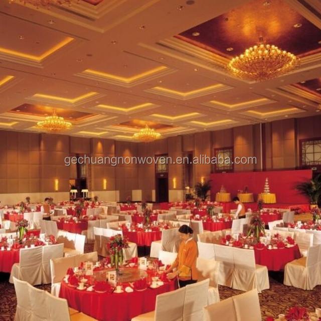 2015 Foshan hot selling organza wedding backdrop curtain