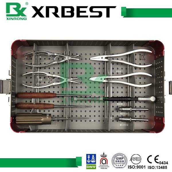 Distal Radius LCP Instrument Kit Small Bone Fracture Orthopedic Instrument Surgical Instrument