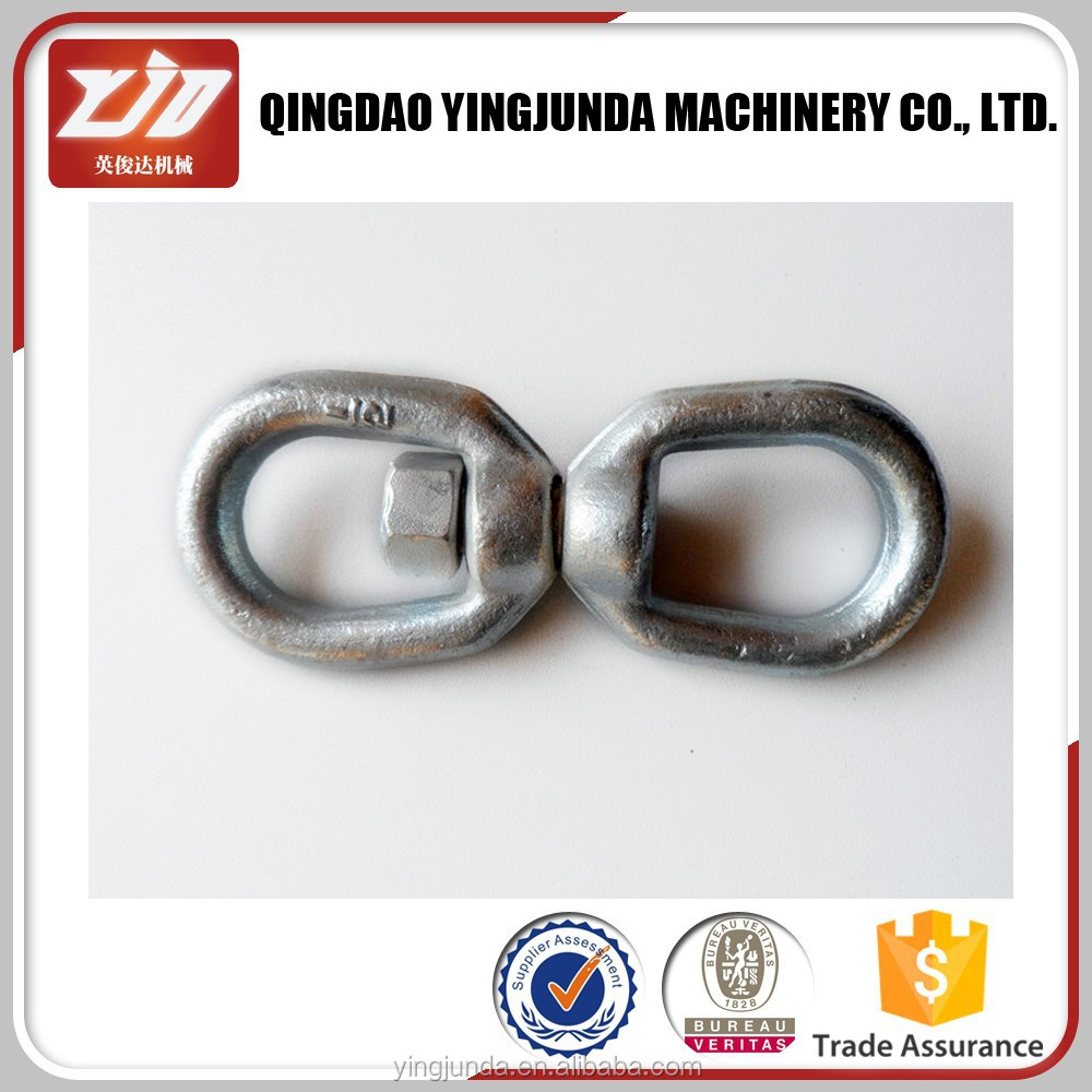 eye and eye swivel hot galvanized forged swivel lifting eyes swivel seller