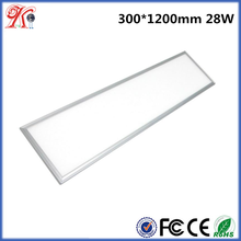 High CRI dimmbar 28w square led panel light 300 1200 for hospital