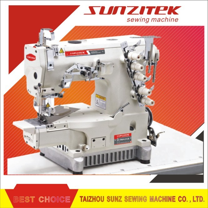 SZ2664 - 01CB Cylinder bed interlock industrial sewing machine