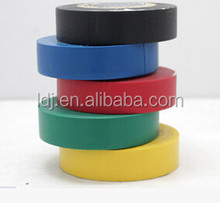 Green PVC electrical insulation tape flame retardant tape