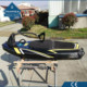 High Quality Carbon Fiber Commercial Electric Jet Surf Board