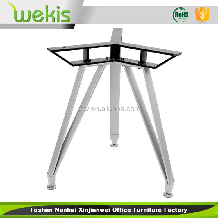 Beste prijs outdoor verwijderbare drie voeten rvs tafel been voor glazen tafel poten van uw - Stoelen voor glazen tafel ...