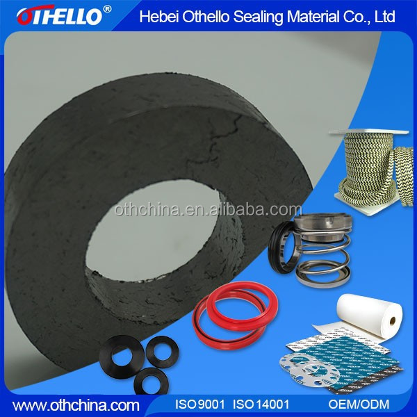 Carbon graphite seal ring / carbon metal seal ring